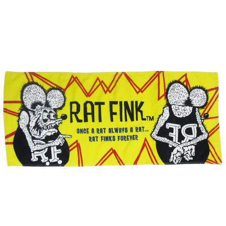 【4種類】Rat Finkフェイスタオル