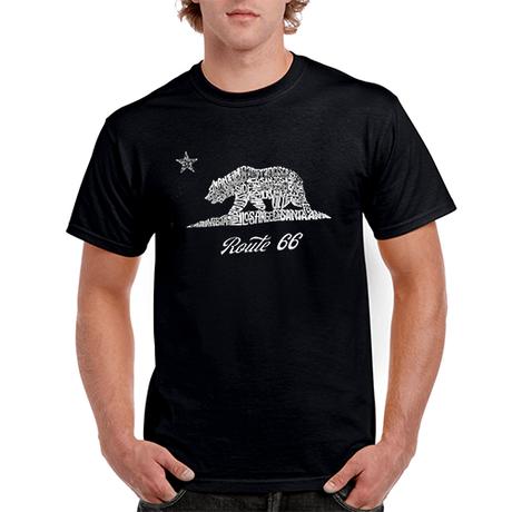 Tシャツ RT.66 California Bear