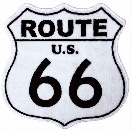 【ROUTE66】アメリカンフロアマット