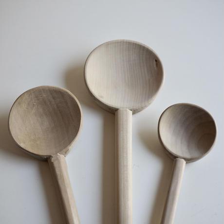 朴の木杓子 小