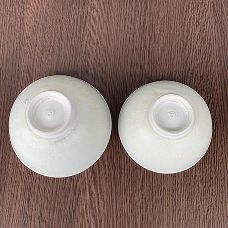 笠間焼 / ご飯茶わん(飛び鉋・小)