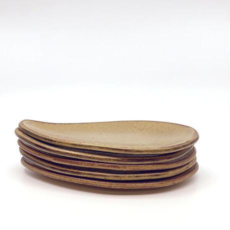笠間焼 / 豆皿(雫)