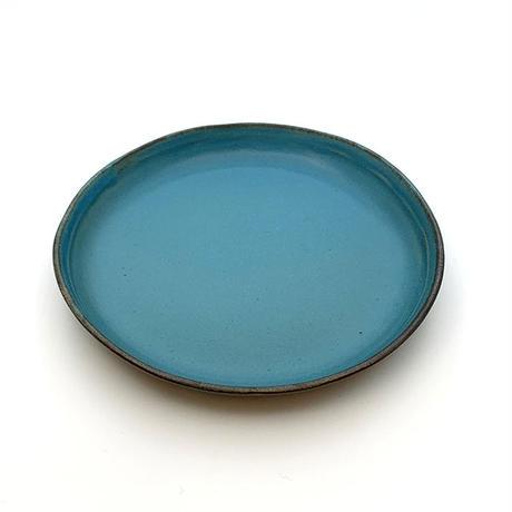笠間焼 / うすくて軽い丸皿(M)