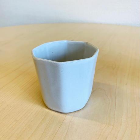 笠間焼 / うすくて軽いオクタンカップ