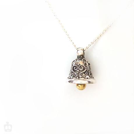 純銀製ネックレス『サイレントベル』
