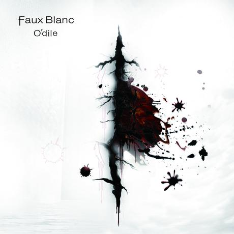 O'dile / Faux Branc「Clematite」