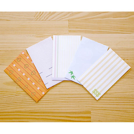 ポチ袋 〜麺類〜【PPC-00-0003】