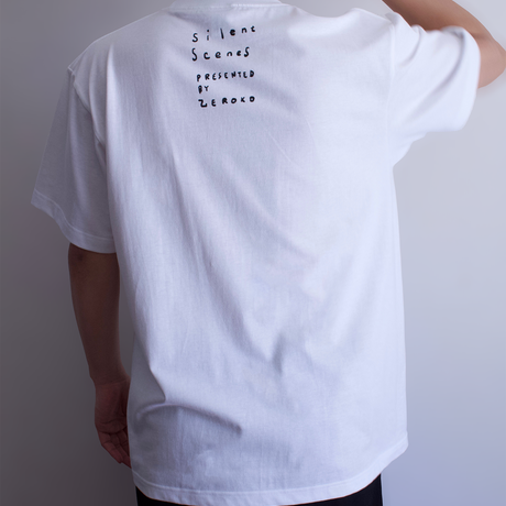 ゼロコ 「エレベーター」 Tシャツ
