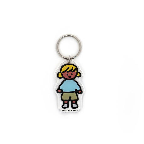 BABY 3 [S] | Stand Up Keyring