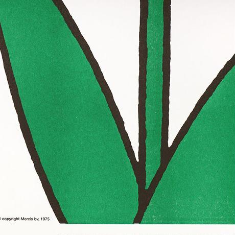 TULIP | Miffy A3 RISO poster