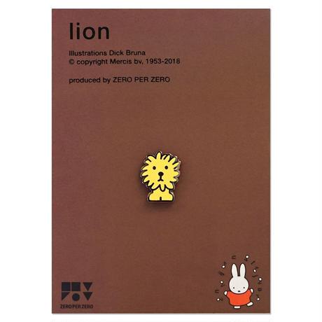 LION | Miffy Pin