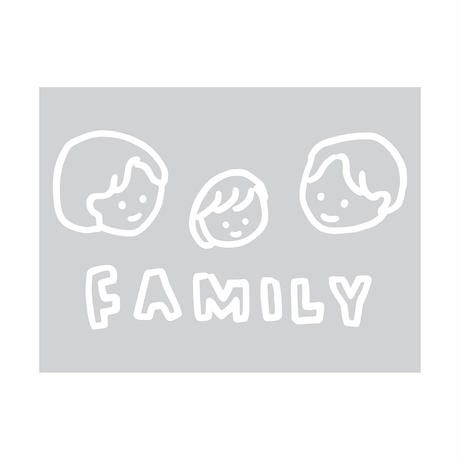 FAMILY 1 | Contact Paper Sticker