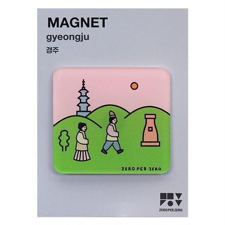 GYEONGJU   Magnet