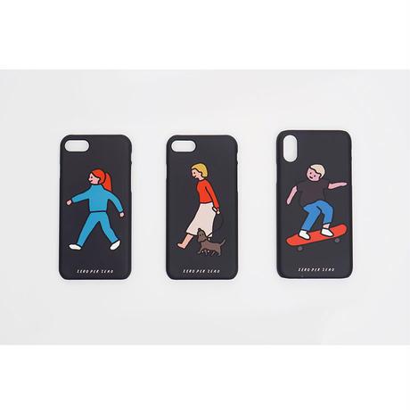 PHONE CASE (HARD CASE) - WALK WALK series / for iPhone 12(受注生産商品)