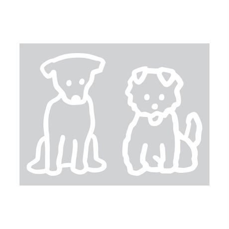 DOG   Contact Paper Sticker