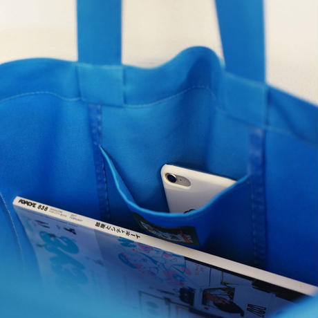WALK WALK girl blue | Eco bag