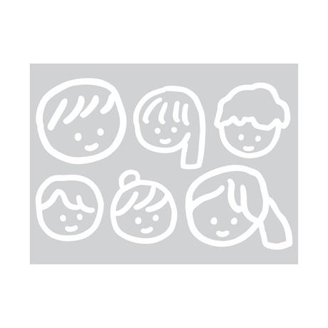 FAMILY 2 | Contact Paper Sticker
