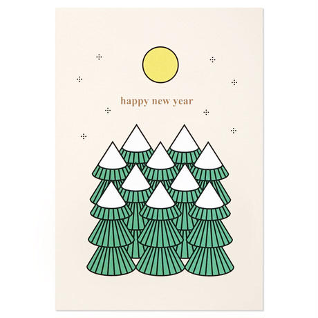 FOREST | Christmas card