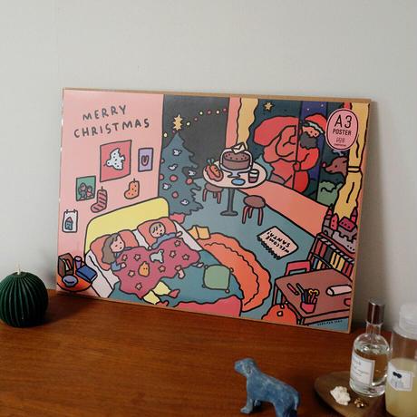 Christmas | A3 poster