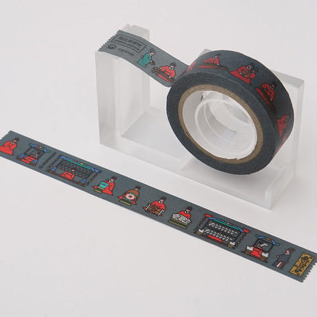 JONGMYO JAERYEAK | Masking tape