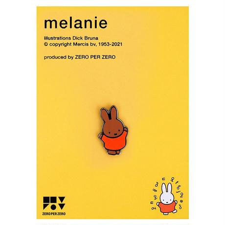 MELANIE | Miffy Pin