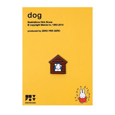 DOG   Miffy Pin
