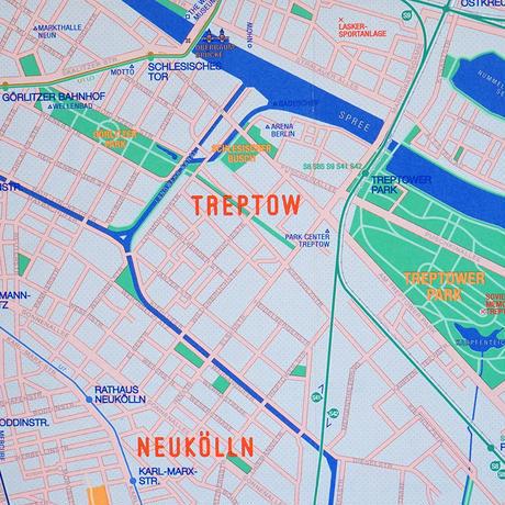 BERLIN   City map