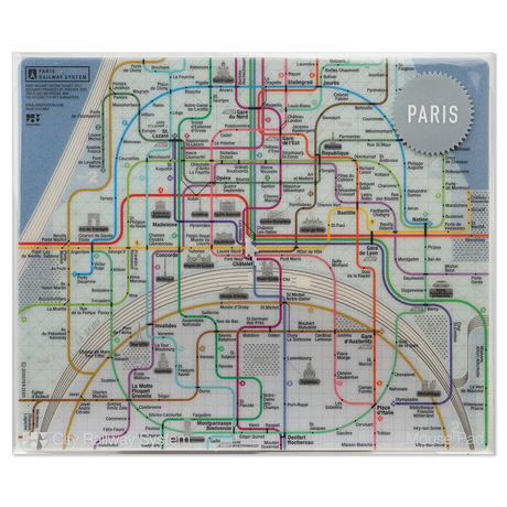 PARIS | Mouse pad