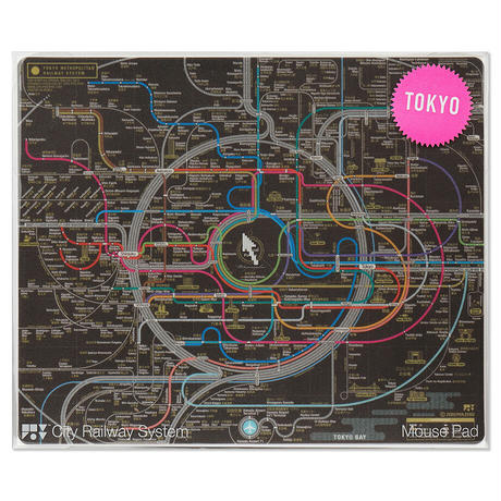 TOKYO | Mouse pad