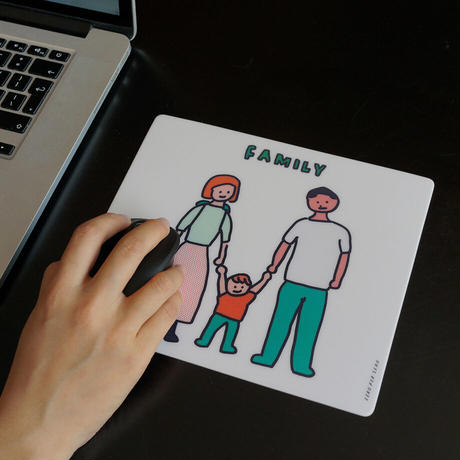 FAMILY 2 | Mouse pad