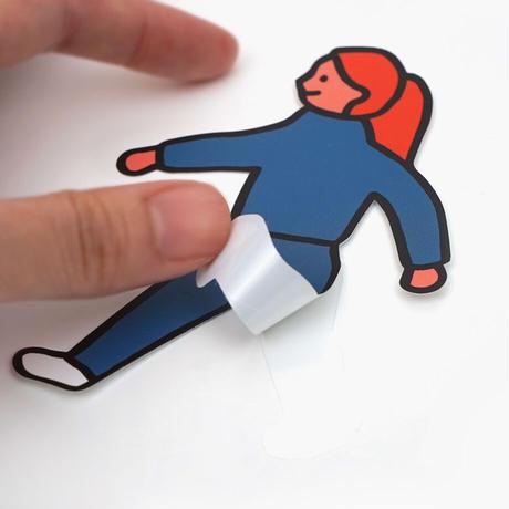 STICKER PACK-WALK WALK | Sticker
