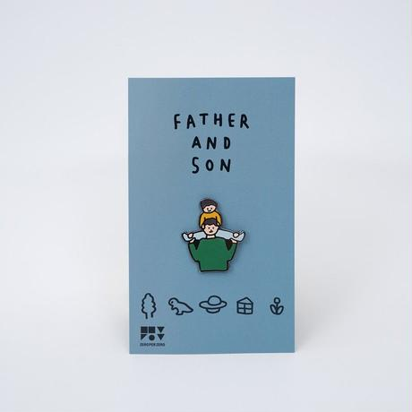 FATHER AND SON | Pin