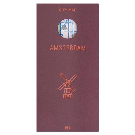 AMSTERDAM | City map