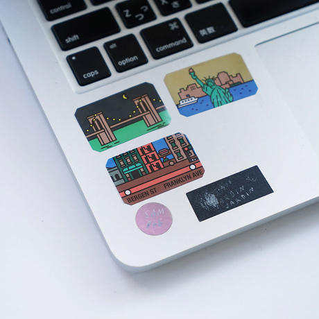 TRAIN TRIP | Sticker