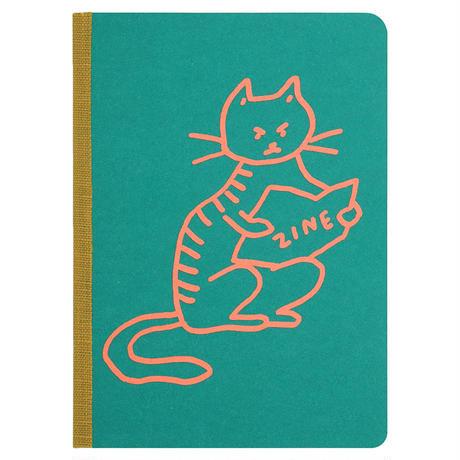 CAT green | Passport note