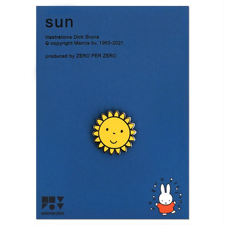 SUN | Miffy Pin