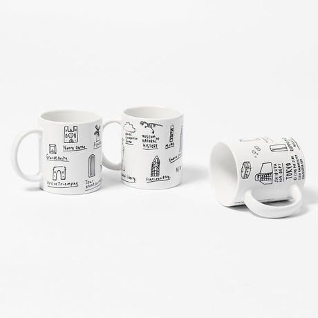 NEW YORK landmark | Mug
