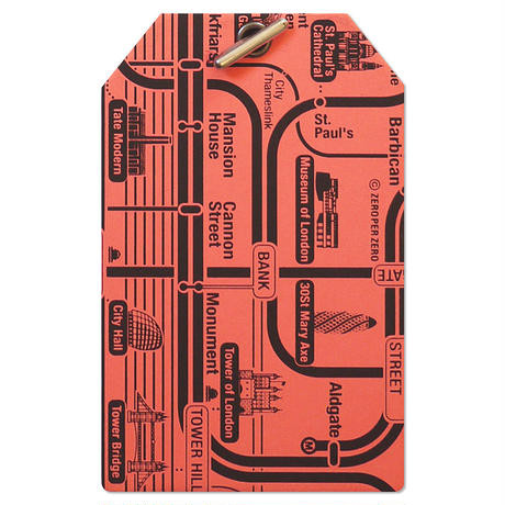 LONDON | Luggage Tag