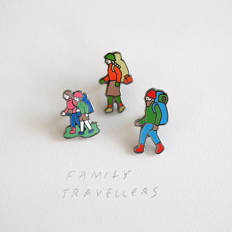 TRAVELLER MARY   Pin