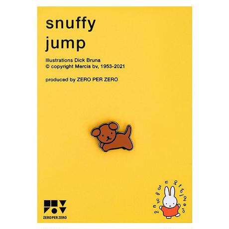SNUFFY JUMP | Miffy Pin