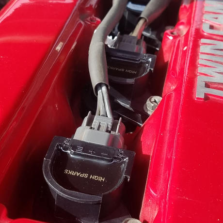S15シルビア HIGHSPARK IGNITION COIL