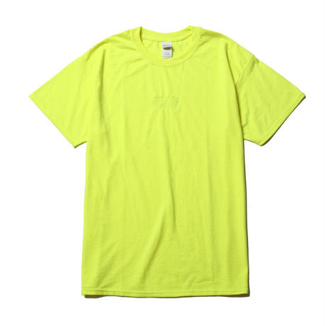 Survive Said The Prophet / EMBROIDERY LOGO TEE (YELLOW)