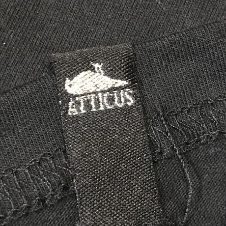 ATTICUS / バレン Tシャツ(BLACK)