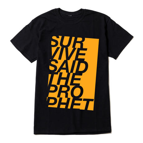 Survive Said The Prophet / UNBALANCE TEE (ORANGE)