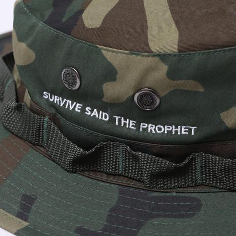 Survive Said The Prophet / SAFARI HAT (CAMO)