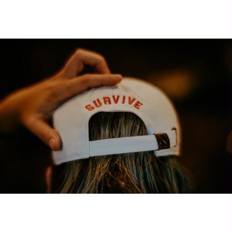 Survive Said The Prophet / WHITE LOGO CAP