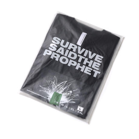 Survive Said The Prophet / INSIDE YOUR HEAD TEE (BLACK)
