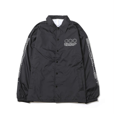 Survive Said The Prophet / CONCRETE COACH JKT (BLACK)