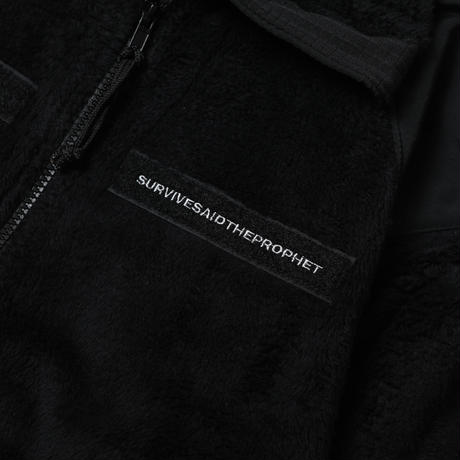 Survive Said The Prophet / SURVIVE SAID THE PROPHET FUR JACKET (BLACK)