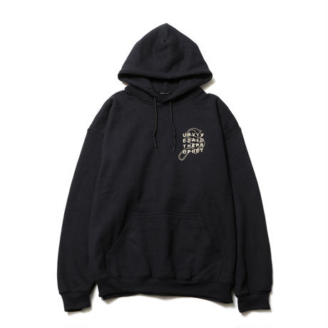 Survive Said The Prophet / NEW SCHOOL HOODIE (BLACK)